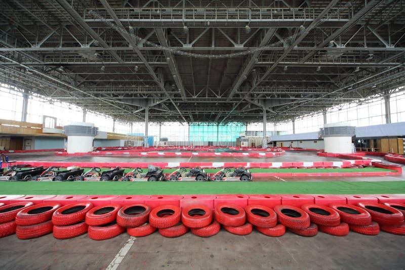 Download Empty indoor cart rout stock photo. Image of empty, cart - 32792444