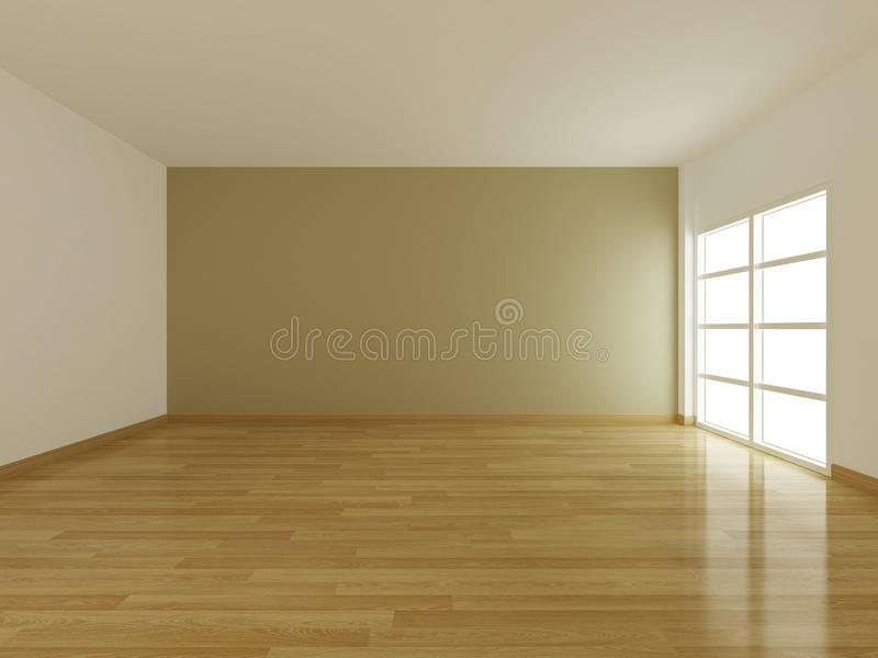 Download Empty interior room space stock illustration. Image of room - 25004025