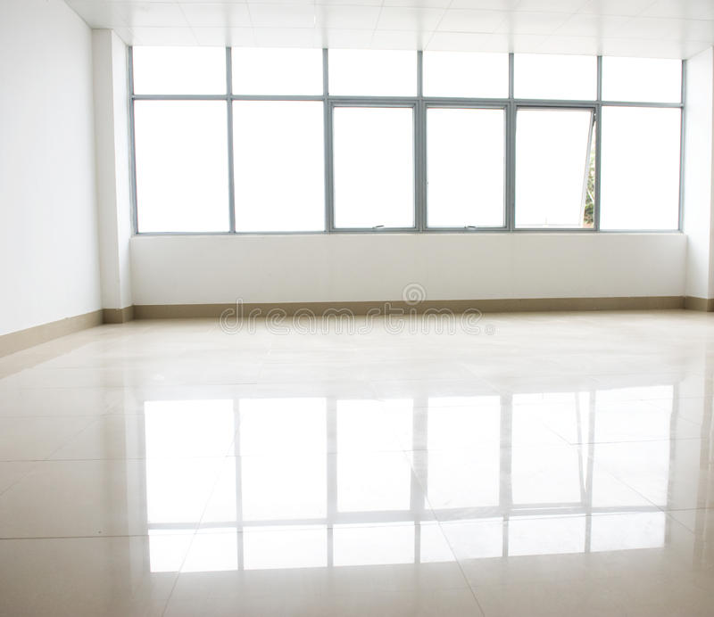 Download Empty internal view stock image. Image of domestic, glass - 24021743
