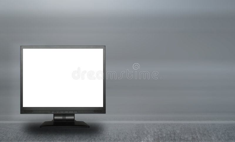 Download Empty lcd screen stock image. Image of detail, hollow - 5715607