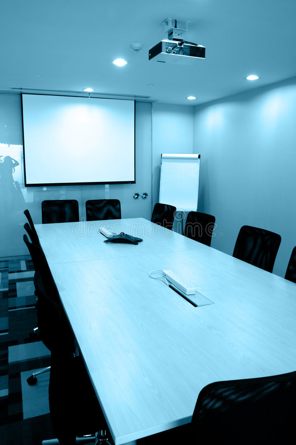 Download Empty Meeting Room Stock Photo - Image: 6247890