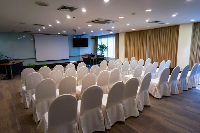 Download Empty  meeting room stock photo. Image of elegant, directors - 39508404