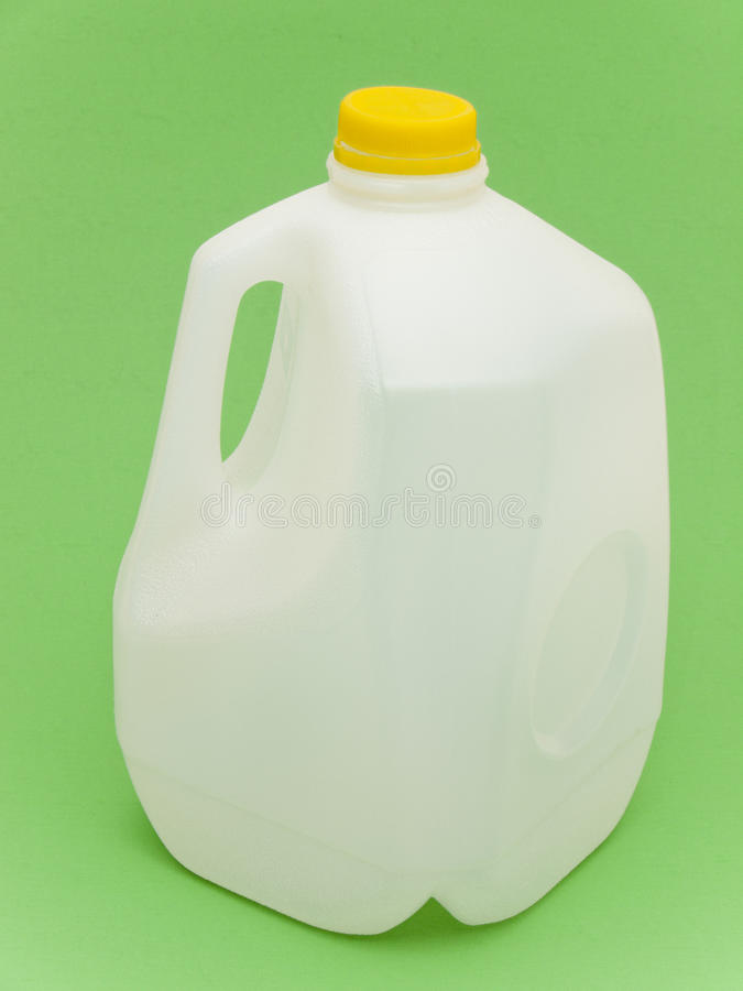 Empty Milk Carton For Recycling Stock Photo Image 13363384