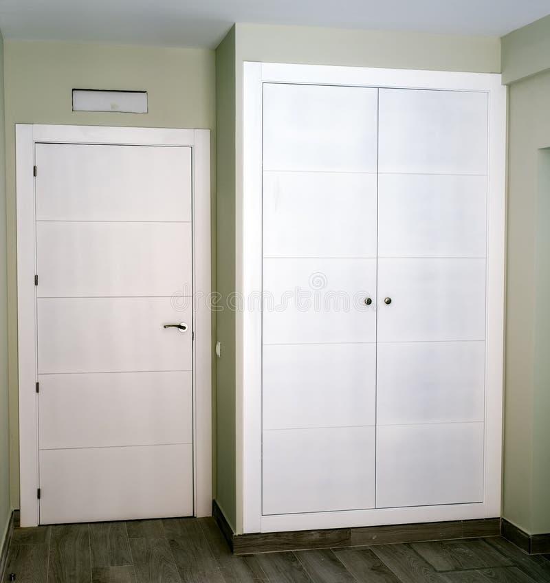 Empty modern room royalty free stock image