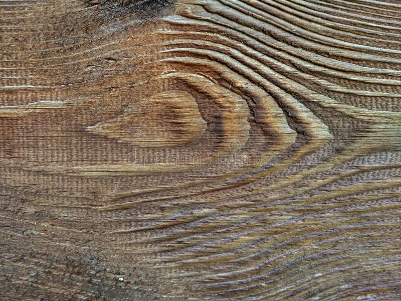 Empty natural brown wooden background. Brown wood plank wall.  royalty free stock image