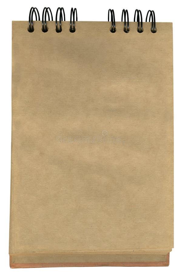 Free Empty Notepad Royalty Free Stock Image - 1591356