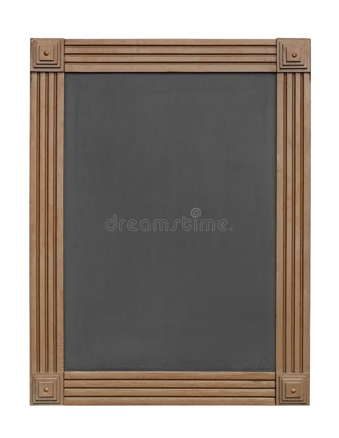 Empty notice board cutout stock photos