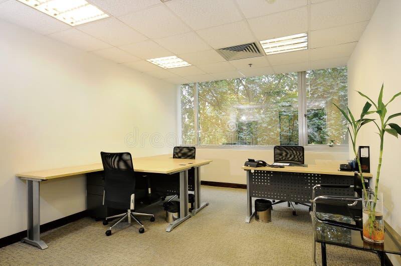 Empty office room royalty free stock photo