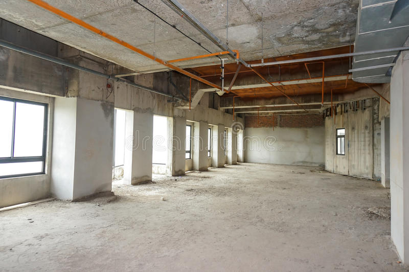 Empty Office Room For Rent Stock Image - Image of bare, animals ...