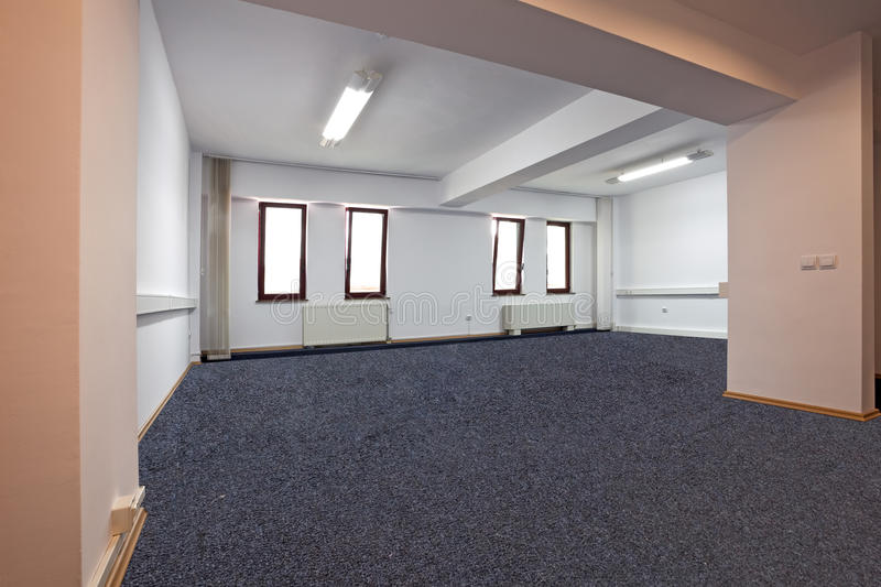 Empty office space to let royalty free stock photos