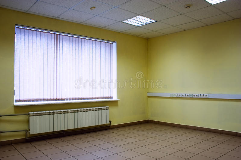 Download Empty office window stock image. Image of modern, light - 19190285
