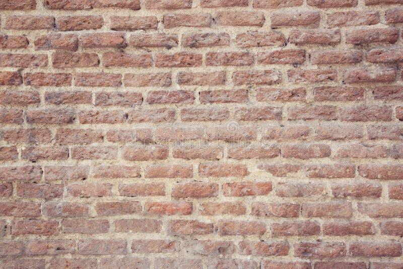 Empty old brick wall texture background vintage interior design. soft focus. stock photos