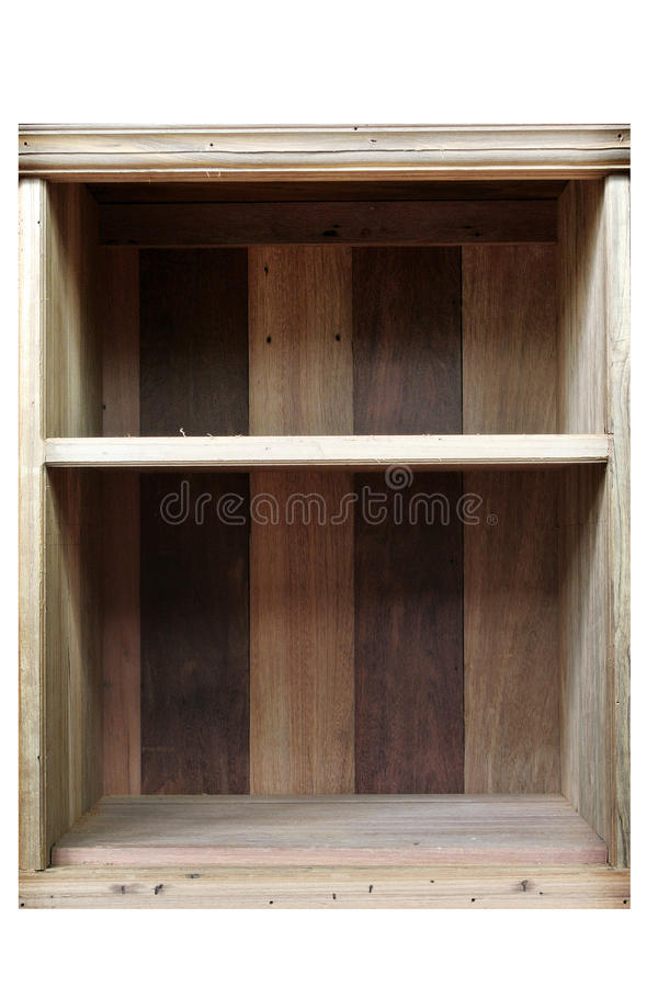 Download Empty old Wood Shelf stock image. Image of style, empty - 25927295