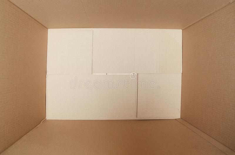 Moving boxes. cardboard box. stack of boxes stock images