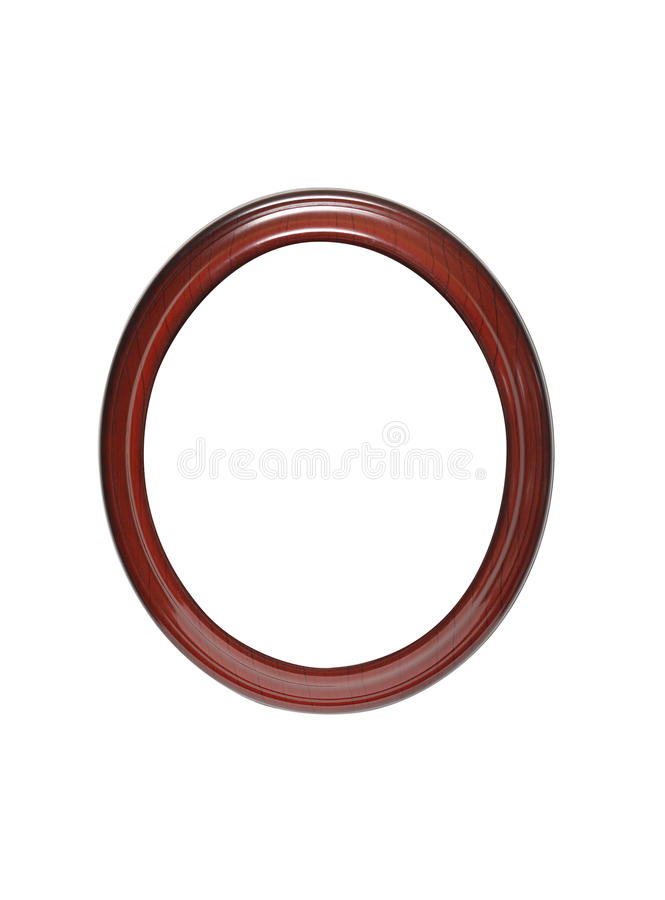 Download Empty Oval Frame stock photo. Image of element, image - 19720038