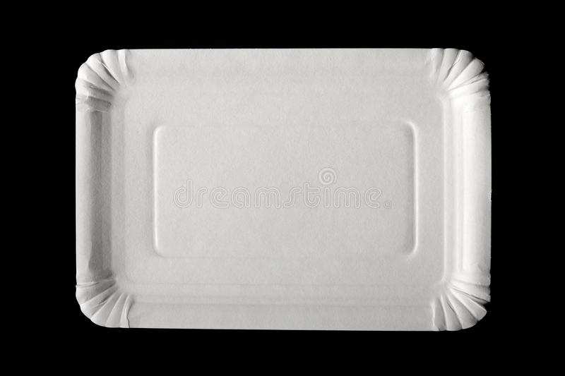 Download Empty paper plate stock image. Image of blank cardboard - 10482677 & Empty paper plate stock image. Image of blank cardboard - 10482677