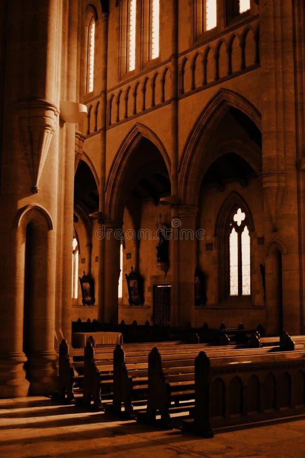 Download Empty Pews stock photo. Image of toned, black, jesus, alter - 873184