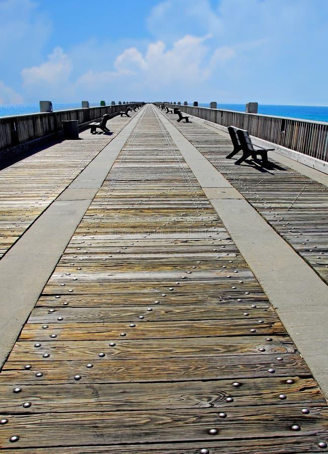 Free Empty Pier Stock Photos - 4436253