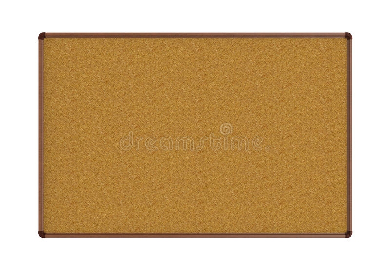 Empty Pinboard Royalty Free Stock Photography