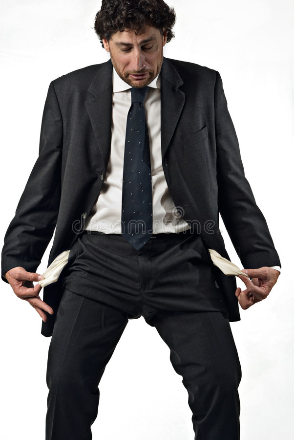 Download Empty Pockets stock image. Image of frustrated, human - 5171201
