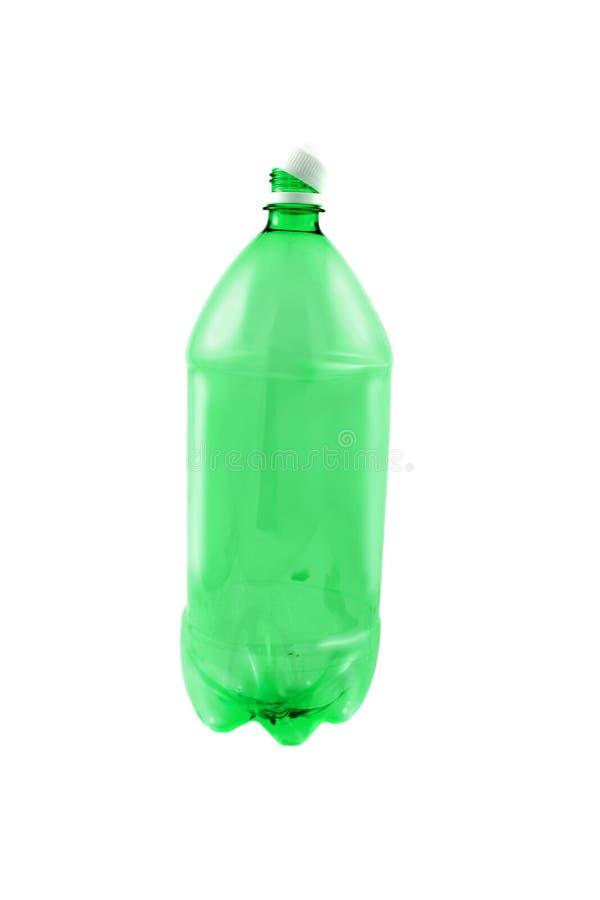 Download Empty pop bottle stock image. Image of drinks, green - 12170071