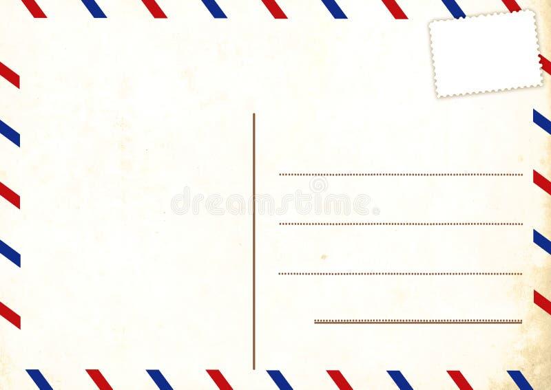 Download Empty postcard stock illustration. Illustration of background - 21205482