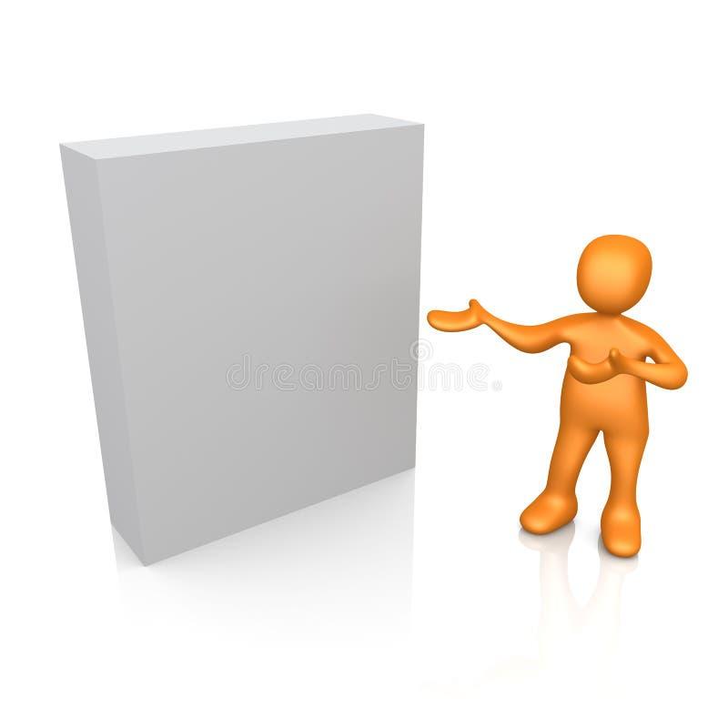 Download Empty Product Box stock illustration. Illustration of empty - 9924454