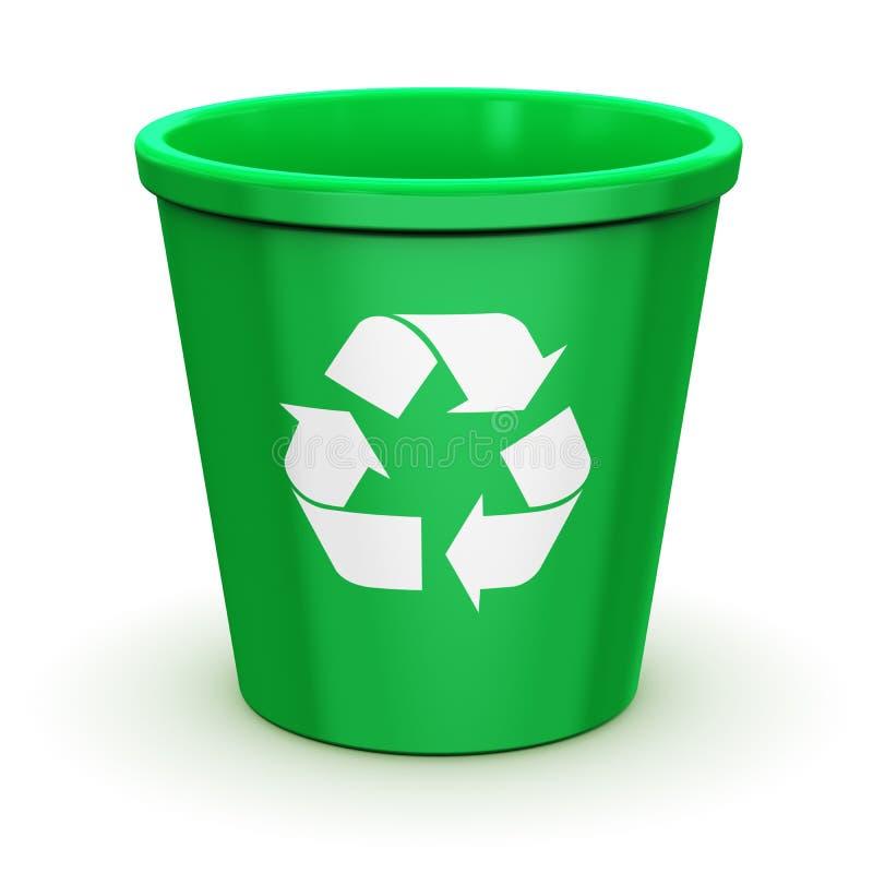 Free Empty Recycle Bin Stock Photo - 43315540
