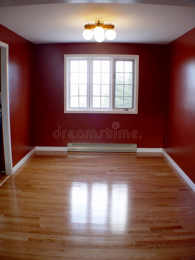 Empty Room Royalty Free Stock Photo