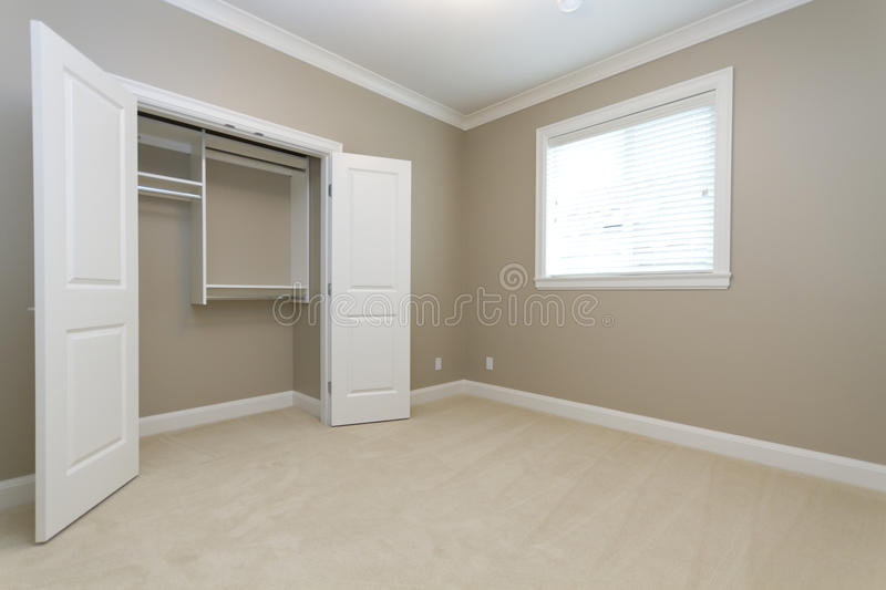 Download Empty room stock image. Image of crown, closet, carpet - 16370989