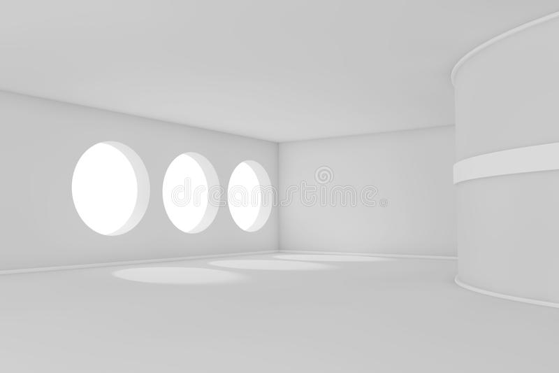 Download Empty room stock illustration. Illustration of interior - 17498203