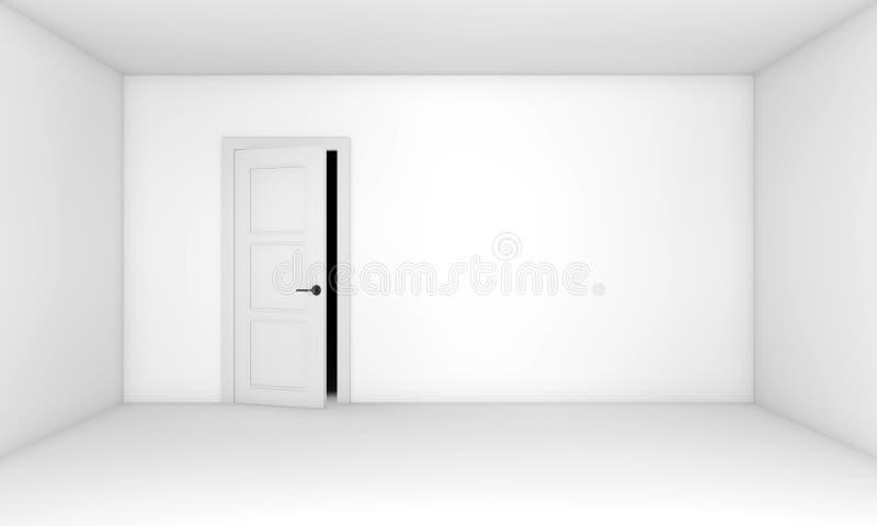 Empty Room Stock Images
