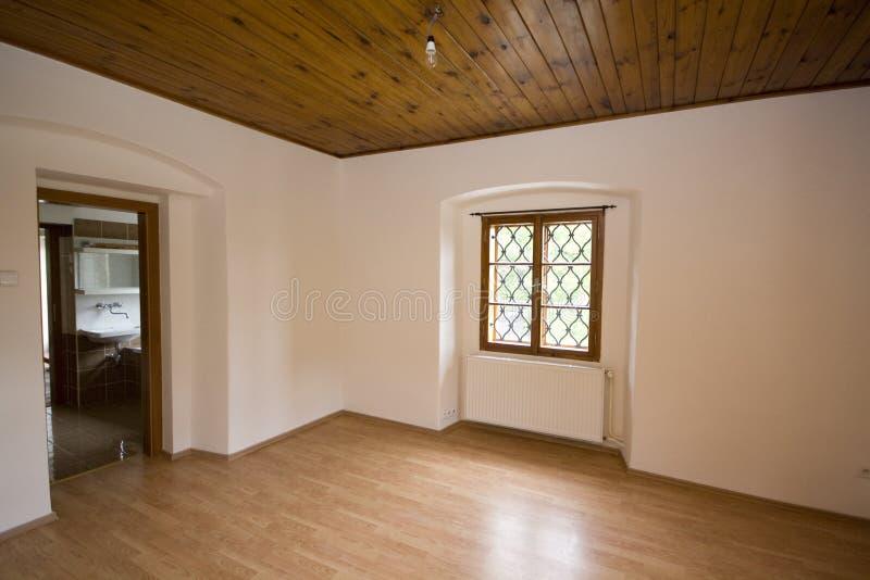 Download Empty room stock image. Image of floor, wooden, home - 23661019