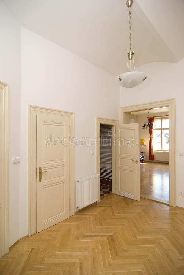 Download Empty room stock image. Image of light, home, room, architecture - 24318477