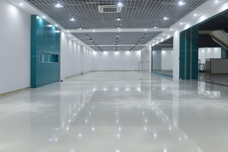 Empty room in modern commercial building stock image image of download empty room in modern commercial building stock image image of glass empty mozeypictures Image collections