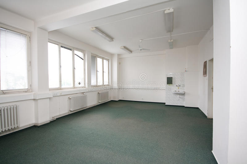 Download Empty room stock image. Image of room, door, carpet, gray - 34014213