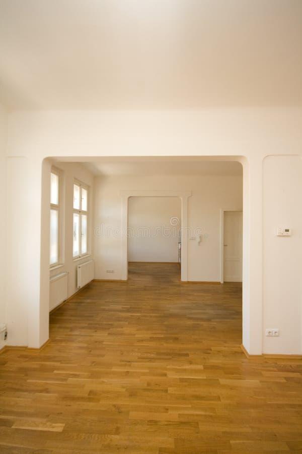 Download Empty room stock photo. Image of empty, floor, lamps - 34440934