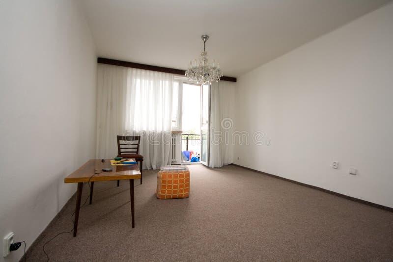 Empty room stock photos