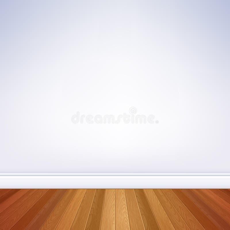 download empty room wall and floor template stock vector image
