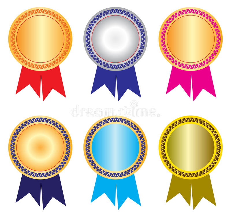 Download Empty seal stock illustration. Image of awards, excellent - 17476395