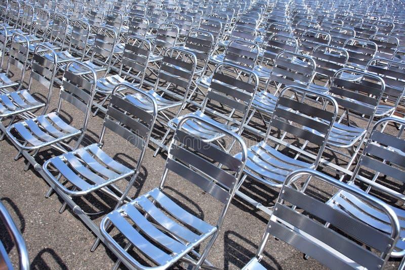 Empty Seats Stock Images