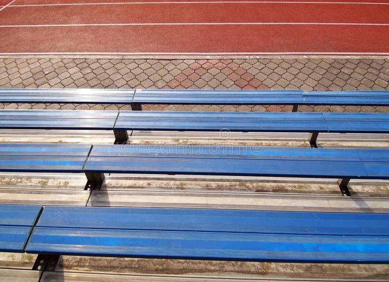 Download Empty  Seats In School Stadium Stock Image - Image: 13532523