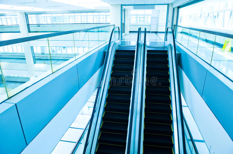 Download Empty shopping mall stock image. Image of corporate, city - 15768321