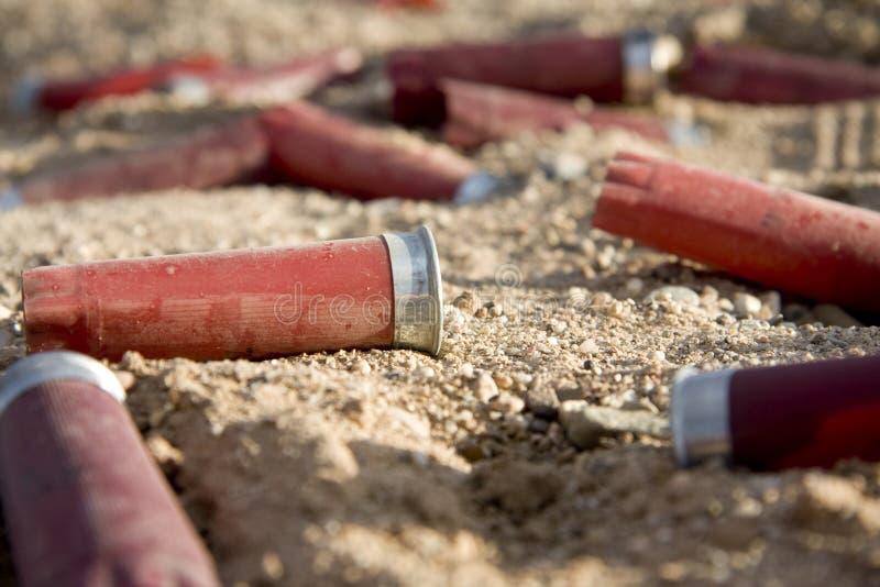 Download Empty shot gun shells stock photo. Image of case, amount - 11110926