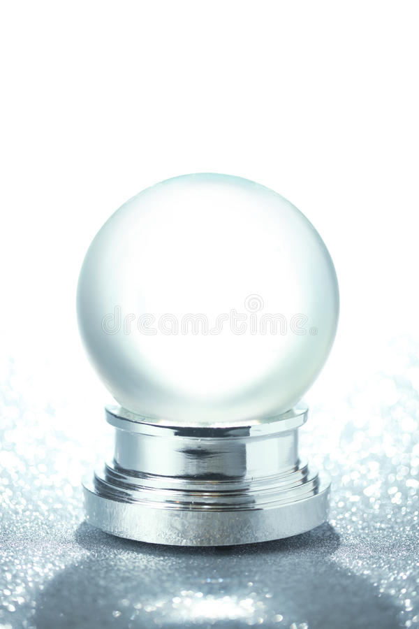 Free Empty Snow Globe Royalty Free Stock Images - 35262729