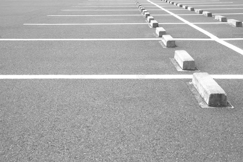 Download Empty Space In A Parking Lot Stock Image - Image: 33639131