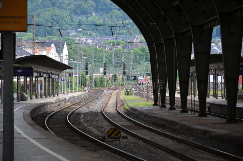 Download Empty station stock image. Image of travel, city, railway - 26175407