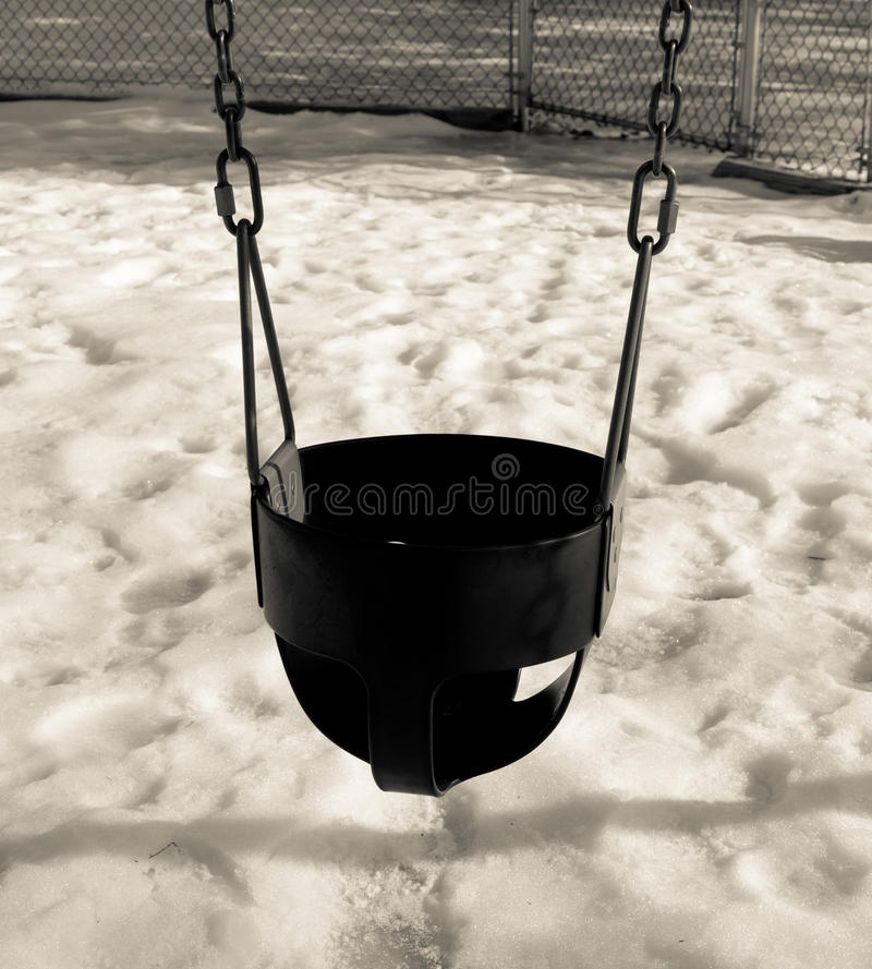 Download Empty Swing Royalty Free Stock Photography - Image: 23281247