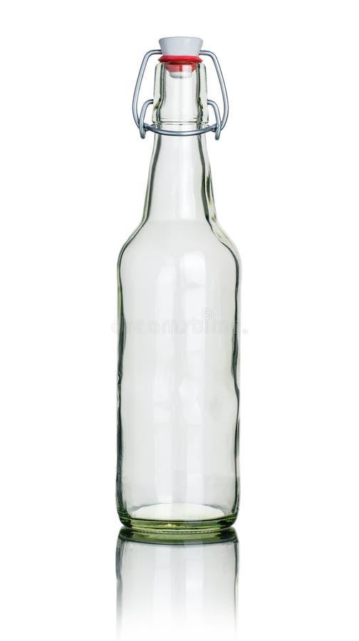 Free Empty Swing Top Bottle Stock Image - 30413171