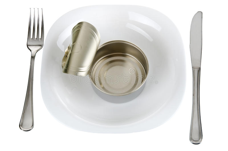 Download Empty Tin Can Stock Photos - Image: 21712483